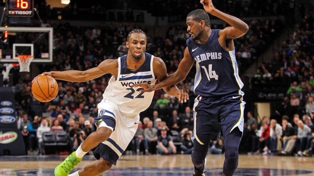 Grizzlies @ Timberwolves (8:30PM GMT)