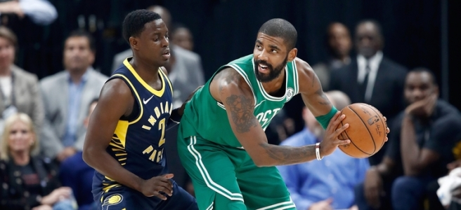 Boston Celtics vs Indiana Pacers